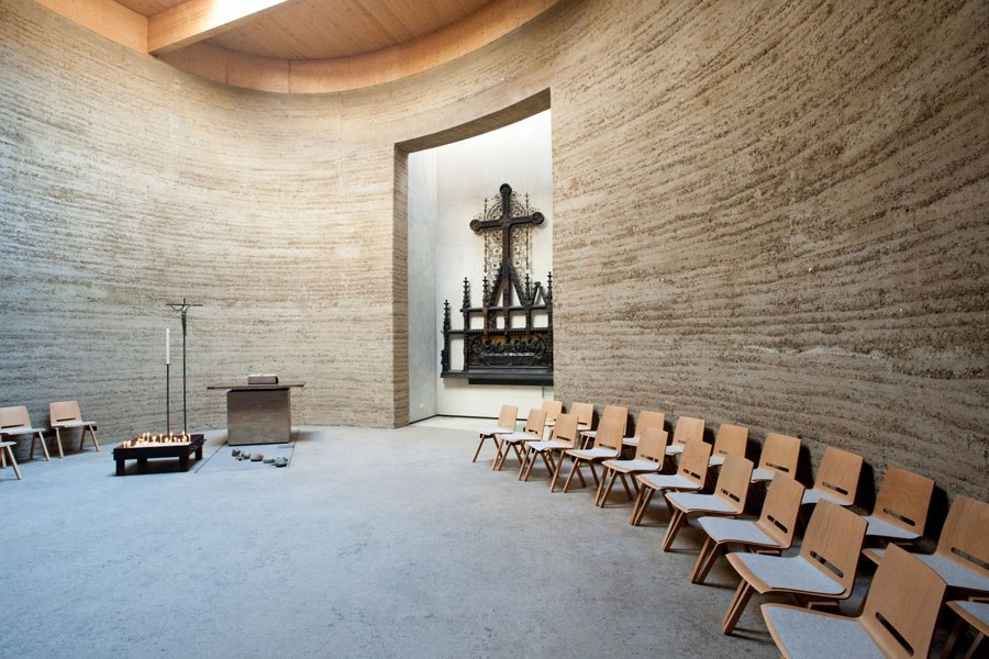 Chapel of Reconciliation in Berlin
